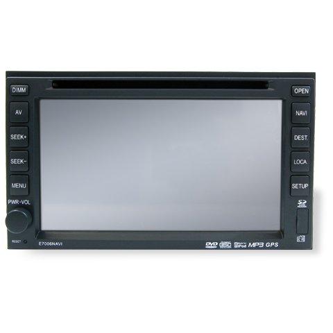 FlyAudio D7000Navi 22 Мультимедийный навигационный центр для Mitsubishi Outlander 2008 года