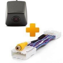 Камера заднего вида и кабель подключения для штатных мониторов Renault Dacia Opel - Краткое описание