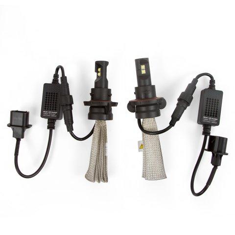 Car LED Headlamp Kit UP 5HL H13W CR 3000Lm H13, 3000 lm, cold white