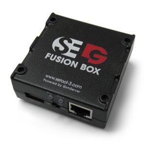 SELG Fusion Box SE Tool Pack w/o smart-card (10 cables)