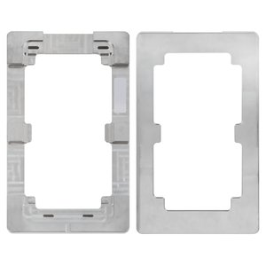 LCD Module Mould for Apple iPhone 6 Plus Cell Phone, (for glass gluing , aluminum)