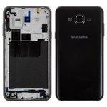 Housing Samsung J700H/DS Galaxy J7, (black)