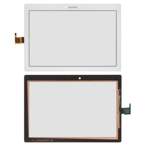 Touchscreen for Lenovo Tab 2 X30F A10-30 Tablet, (white)