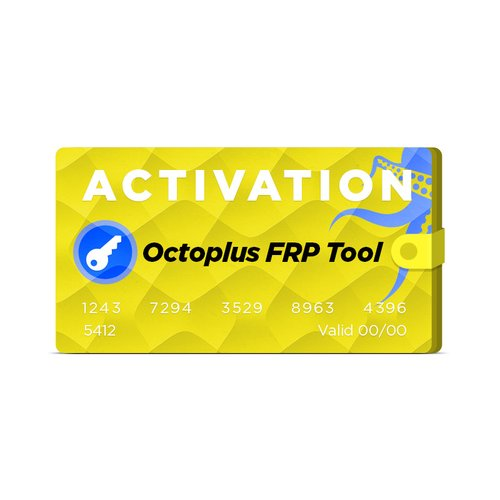 Octoplus FRP Tool Activation - GsmServer