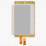 "Cristal táctil puede usarse con China-Tablet PC 8""; Chuwi Hi8, 8"", 211 mm, 121 mm, 51 pin, capacitivo, blanco, #HSCTP-489-8/PB80JG2296"