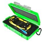 Bobina de compensación con cable para reflectómetro (OTDR) ORIENTEK FL-OTDR-BOX-OM310
