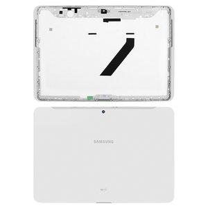 Carcasa para tablet PC Samsung P5100 Galaxy Tab2 , blanco, versión 3G