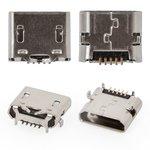 Conector de carga Asus FonePad 7 FE170CG, 5 pin, micro USB tipo-B, tipo 2, (K012) long