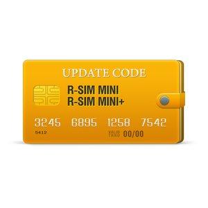 Код для обновления R-Sim Mini+ / Mini