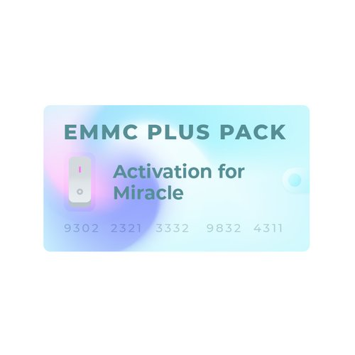 Miracle eMMC Plus Pack