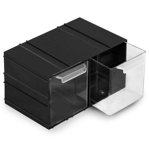 Касетниця модульна з висувними комірками KON PX2