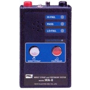 Вимірювач опору антистатичних засобів Goot WA-8