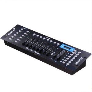 Світловий DMX512-контролер, 192-канальний