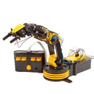 Робот-манипулятор на батарейках, конструктор CIC 21-535N
