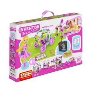 STEAM-конструктор Engino Inventor Princess 30 в 1 з електродвигуном