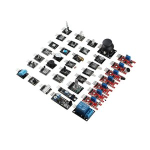 STEM-набір давачів (датчиків) для Arduino 37 в 1