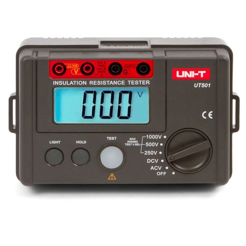 Insulation Tester UNI T UT501