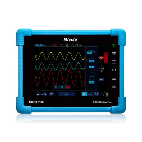 Tablet Digital Oscilloscope Micsig TO1102 - Preview 1